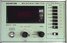 Boonton 42A RF Microwattmeter