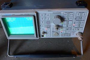 Tektronix 2710 10 KHz To 1.8 GHz  Spectrum Analyzers