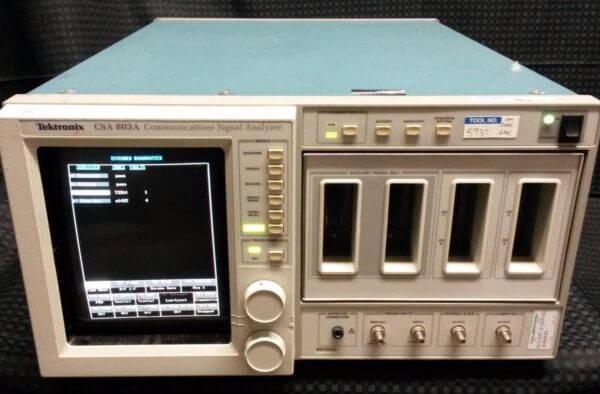 Tektronix CSA803 Communications Signal Analyzer