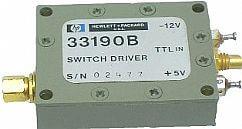 Keysight (formerly Agilent T&M)  33190B Switch Driver