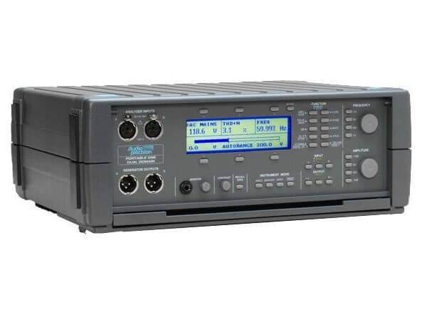 Audio Precision Portable One Plus Audio Test System