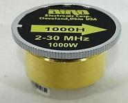 Bird 1000H Watt Meter Element