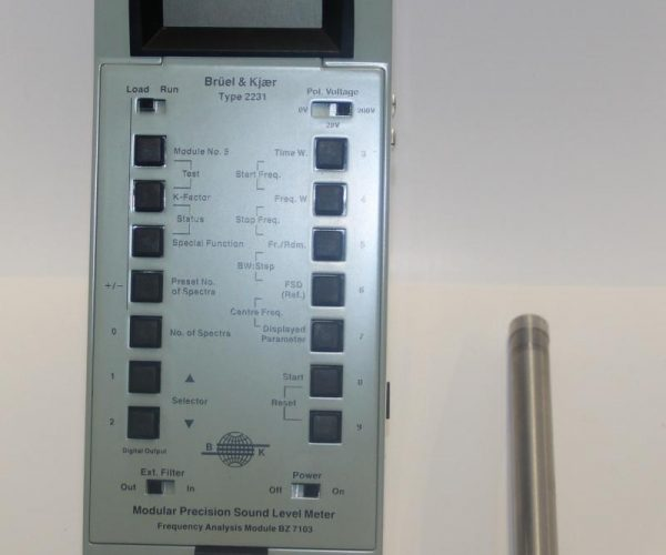 Bruel + Kjaer 2203 Precision Sound Level Meter