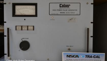 Cober Electronics Model 605/5900