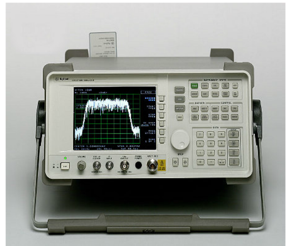 Keysight (formerly Agilent T&M)  8561EC 30 Hz To 6.5 GHz Spectrum Analyzer Rental