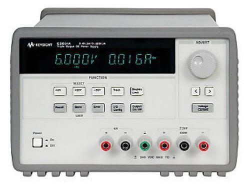 Keysight (formerly Agilent T&M)  E3631A Triple Output Power Supply Rental