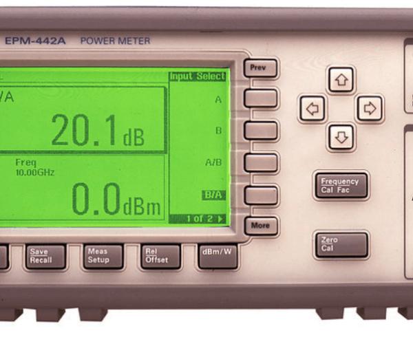 Keysight (formerly Agilent T&M) E4419A EPM Series Dual-Channel Power Meter Rental