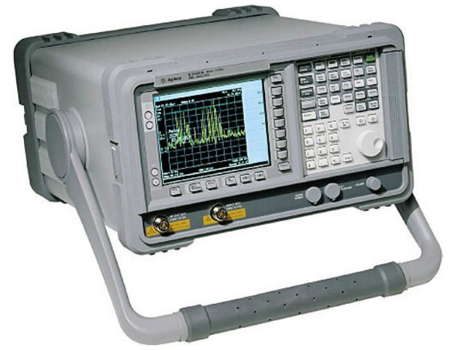Keysight (formerly Agilent T&M)  E7405A-A4H-AYQ-B72-060-1DR-1DS 9 KHz To 26.5 GHz Spectrum Analyzer Rental