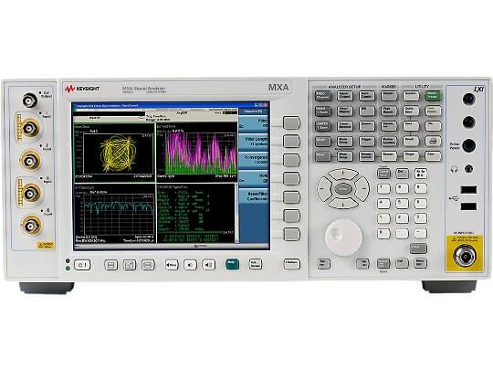 Keysight (formerly Agilent T&M) N9020A MXA Signal Analyzer