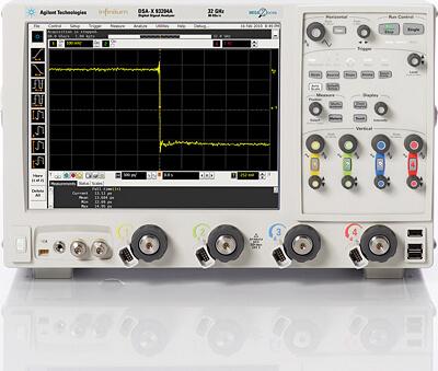 MSOX92004A Infiniium High-Performance Oscilloscope: 20 GHz