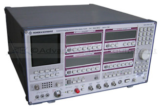 Rohde & Schwarz CMTA54 1 GHz Radiocommunication Analyzer With St