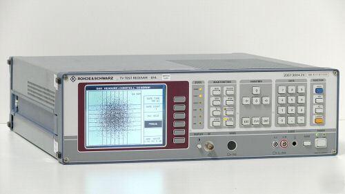Rohde & Schwarz EFA.20 Test Receiver/Demodulator/Analyzer