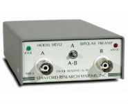 Stanford Research Systems SR552 Low Noise Bipolar Input Preampli