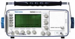 Tektronix 1503C Portable MTDR Cable Tester