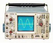 Tektronix 475DM43 2 Channel 200 MHz Oscilloscope