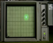 Tektronix 624 Display Monitor