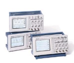 Tektronix TDS220 2 Channel, 100 MHz, Digital Storage Oscilloscope