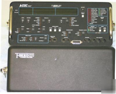Acterna TTC T-BERD 211 T-Carrier Analyzer