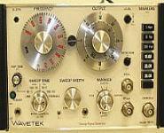 Wavetek 1801C VHF/UHF Sweep/Signal Generator