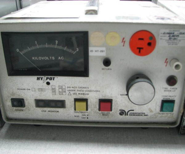 Associated Research 4040A Hipot Tester