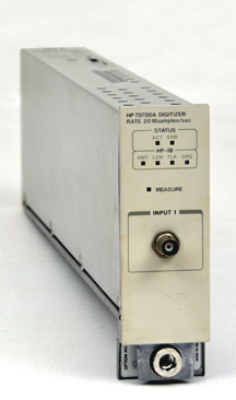 Keysight (formerly Agilent T&M)  70700A Digitizer Module
