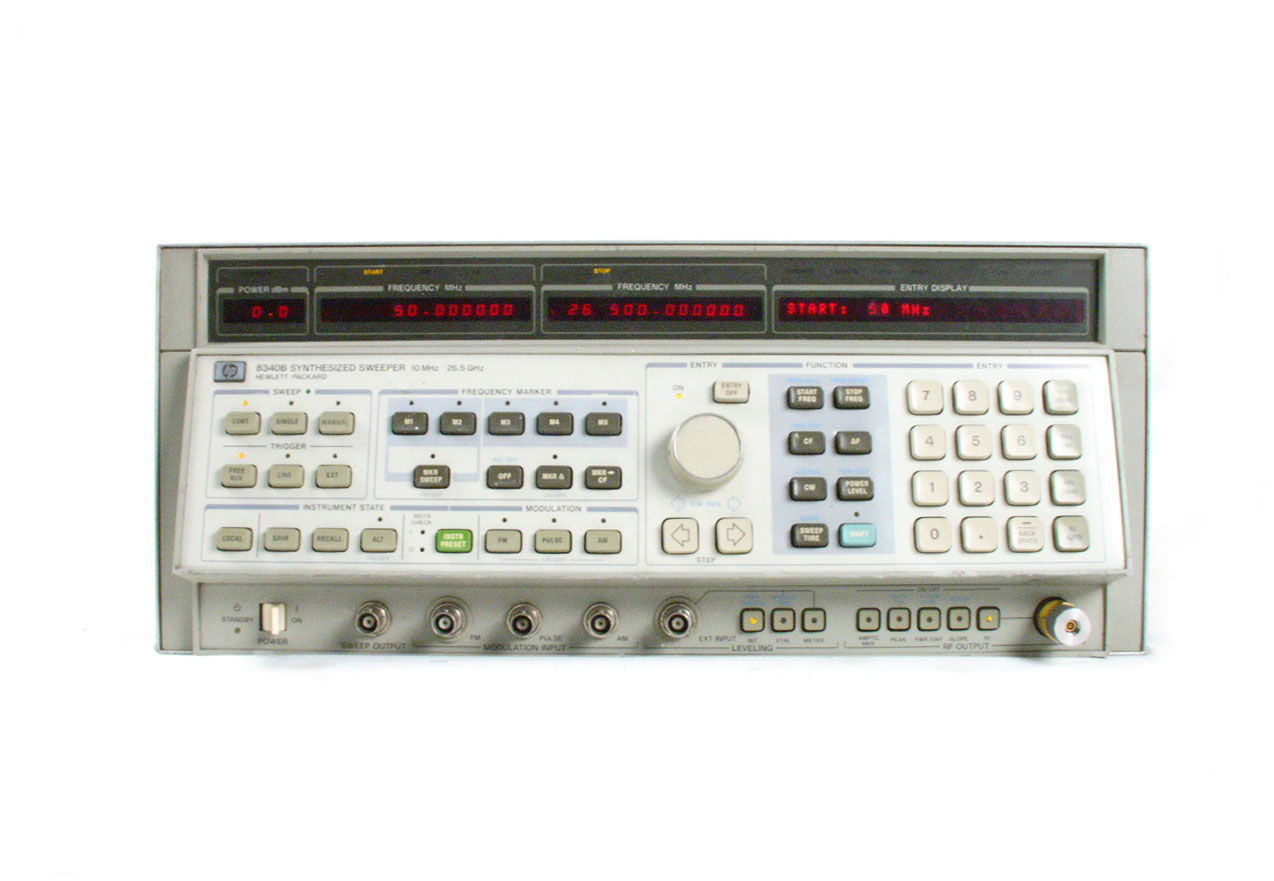 Keysight - Agilent HP 8340B Sweep Generator