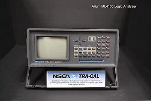Arium ML4100 Logic Analyzer