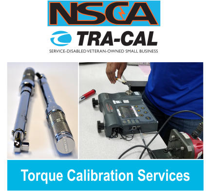 Torque Calibration Services