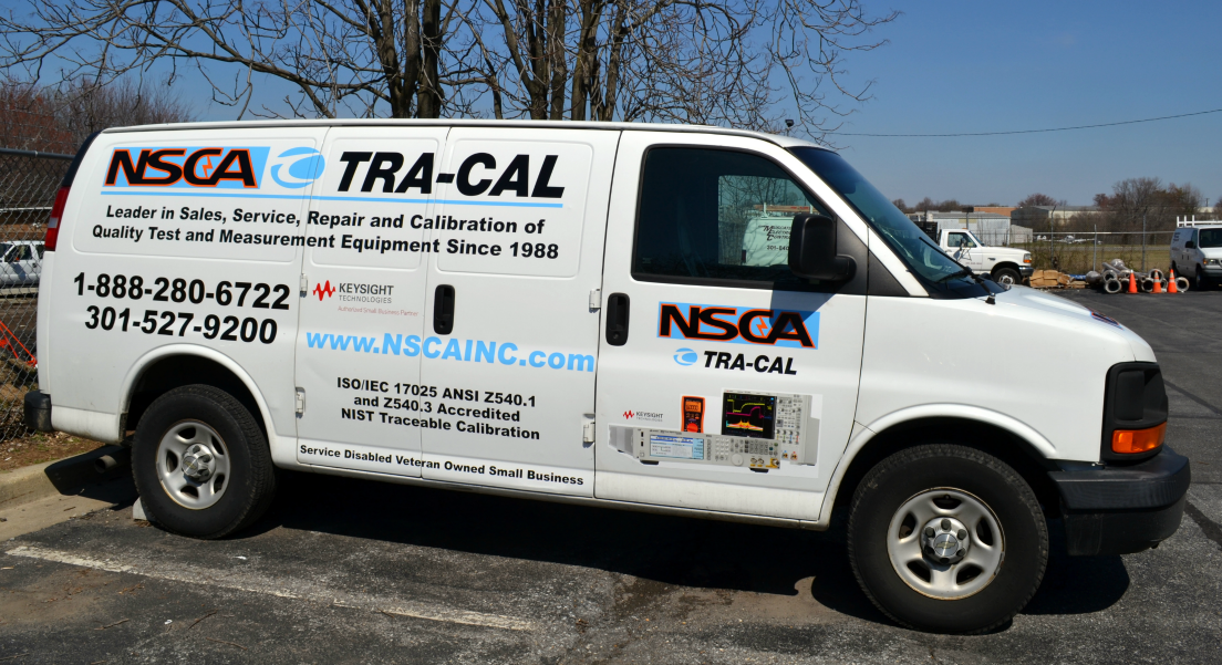 On-Site Calibration and Repair Services