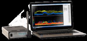 Model 7500 — Real Time Spectrum Analyzer image