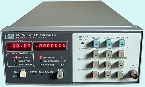 Keysight (formerly Agilent T&M) 3437A System Voltmeter