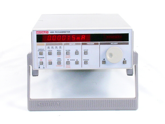 Image of Keithley-486 by NSCA Technologies LLC