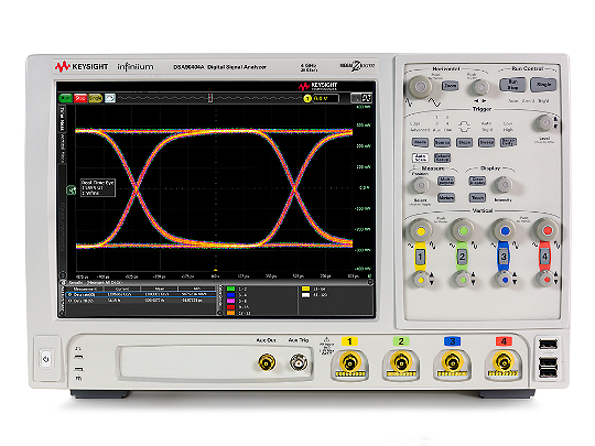 Keysight (formerly Agilent T&M) DSA90404A-009-800 Infiniium High Performance Oscilloscope With 8 GHz Upgrade