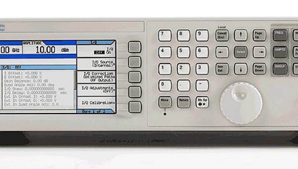Keysight (formerly Agilent T&M) N5182A MXG Vector Signal Generator, 100 KHz To 6 GHz