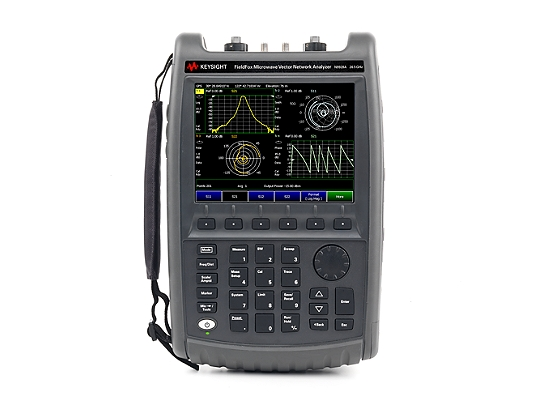 Keysight (formerly Agilent T&M) N9928A FieldFox Handheld Microwave Vector Network Analyzer, 26.5 GHz