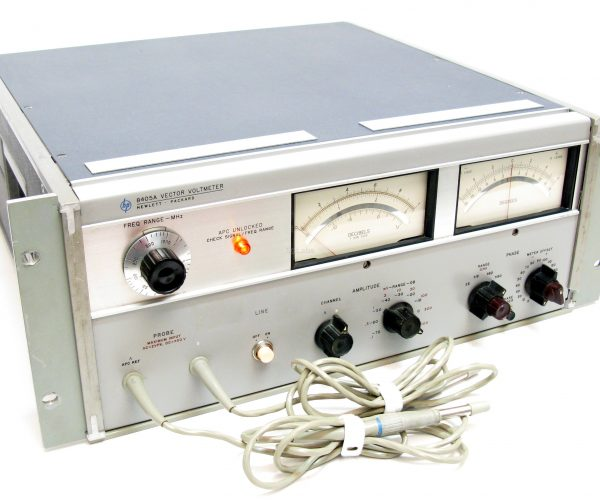 Keysight (formerly Agilent T & M) 8405A Vector Voltmeter