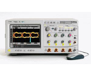 Keysight (formerly Agilent T&M) 54855A Infiniium Oscilloscope: 4 Channels, 6 GHz Rental