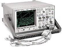 Keysight (formerly Agilent T&M) 54645D 100-MHz 200-MSa/s Mixed Signal Oscilloscope