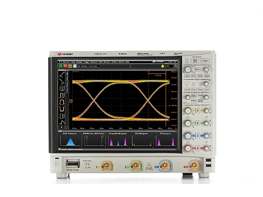 Keysight (formerly Agilent T&M) MSOS404A 4 GHz, 4 Channel Oscilloscope
