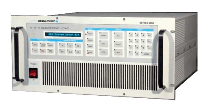 Analogic 2101A-8-IV-50-GP-X-1 8-Channel Programmable Electronic Load Rental