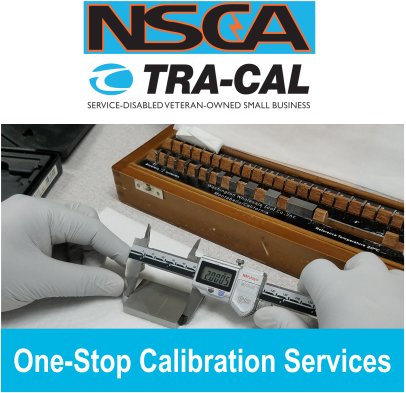 Caliper Calibration Services