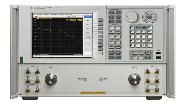 Keysight (formerly Agilent T&M) E8361C-014-080-081-1CP-H11-UNL PNA Microwave Network Analyzer