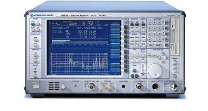 Rohde & Schwarz ESIB40-B4-B5-B21 EMI Test Receiver, 20 Hz To 40 GHz