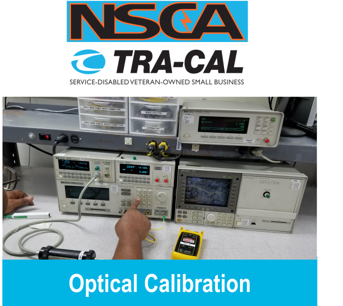 Optical Calibration Services
