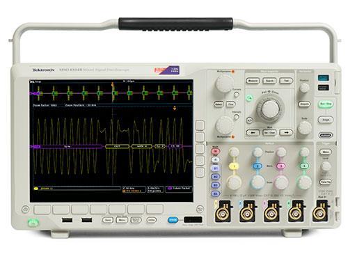 MSO/DPO4000B Mixed Signal Oscilloscope