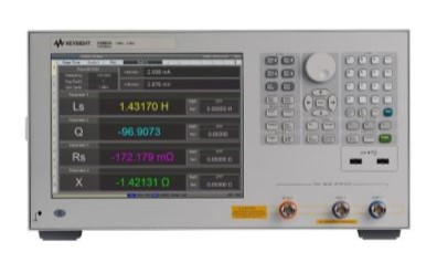Keysight (formerly Agilent T&M) E4982A LCR Meter, 1 MHz To 300 M/500 M/1 G/3 GHz