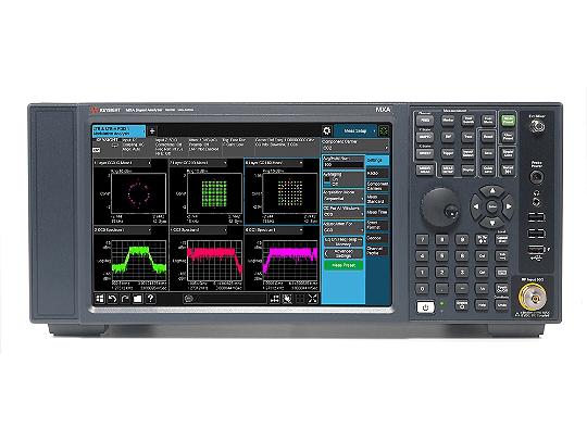 Keysight (formerly Agilent T&M) N9020B MXA Signal Analyzer, Multi-touch, 10 Hz To 50 GHz