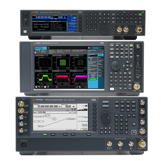 NSCA 50% off Keysight Signal Analyzer and Signal Generator Promo