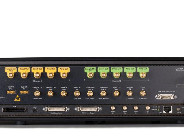 Keysight (formerly Agilent T&M) M8190A-002-12G-14B 12 GSa/s Arbitrary Waveform Generator