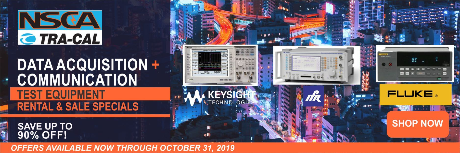 Data Acquisition and Communication Sale - Save up to 90% off!